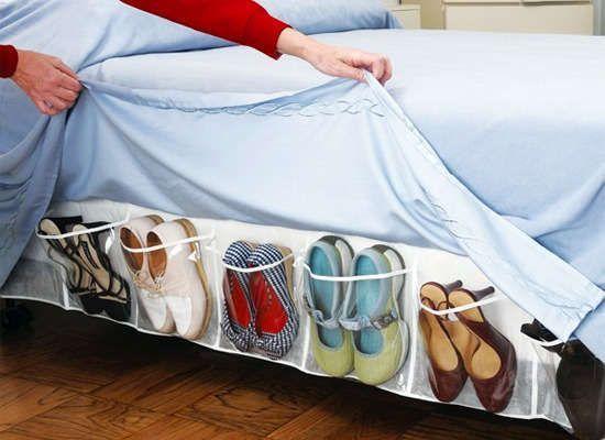 Soluciones para organizar zapatos - Ahorradoras.com