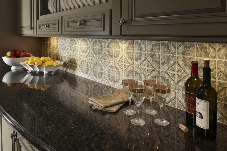 D Kitchen Backsplash Tile