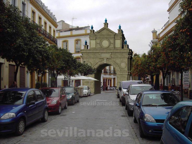 Puerta de la Carne en Santa María la Blanca