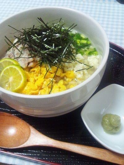 鯛めし(鯛のお茶漬け) by Chanaさん | レシピブログ - 料理ブログの ...