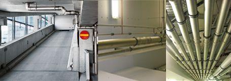 BLÜCHER® EuroPipe Edelstahl Push-fit-Rohre und Formstücke