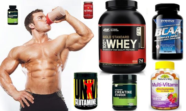 4 Ultimate Workout Supplements for Ultimate Results