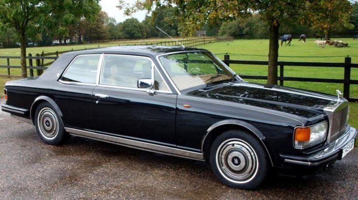 1988 Rolls-Royce Silver Spirit by Hooper