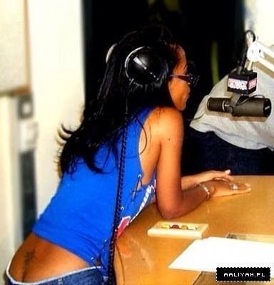 Very rare Aaliyah picture from Aaliyah's legacy ❤️