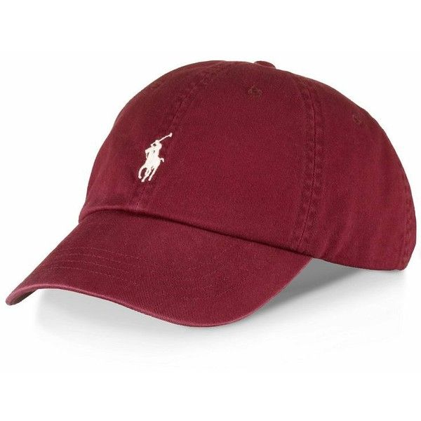 Polo Ralph Lauren ❤ liked on Polyvore featuring accessories, hats, sports caps hats, sports hats, sports caps, sport hats and sport caps