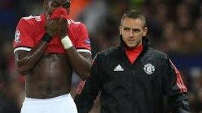 Pogbas Return for Man United Still Uncertain