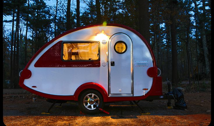 Canada Dream Rv >> T@B Teardrop Trailers | Camping | Pinterest | Campers, Search and Amish