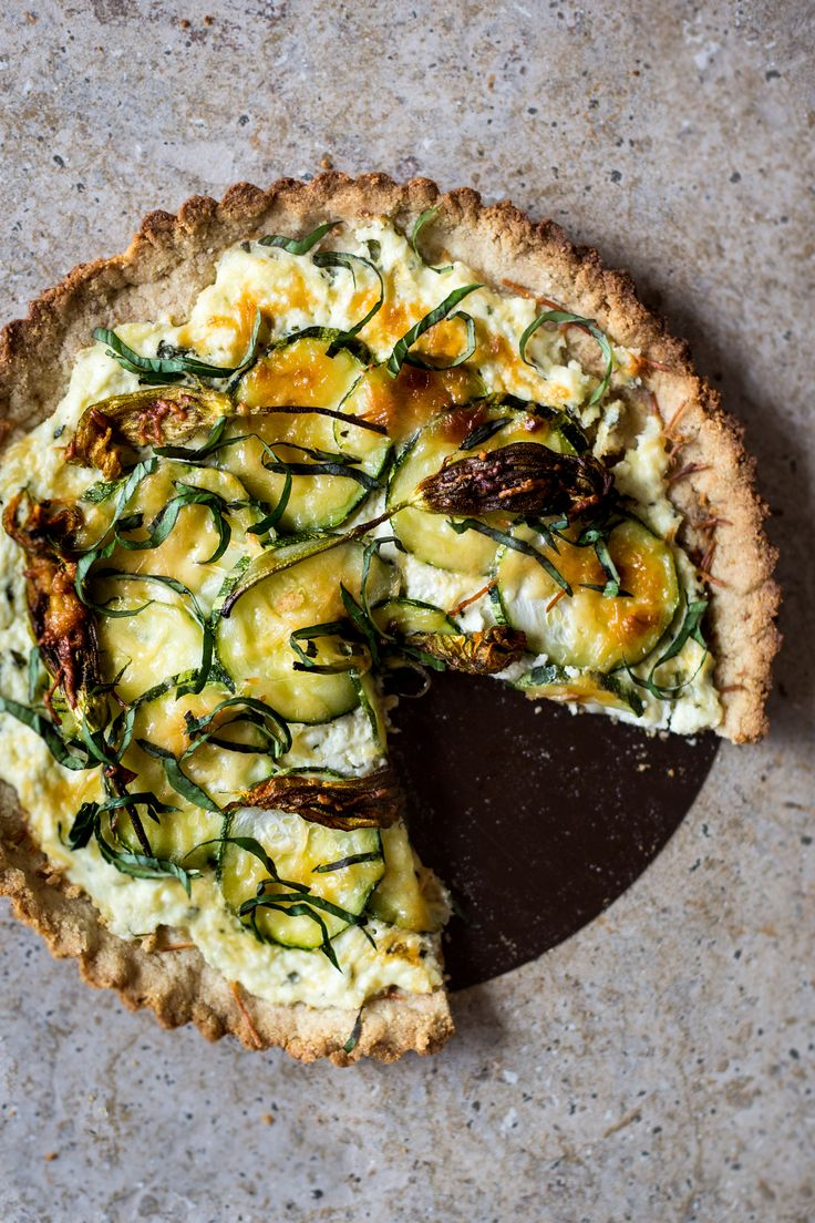 ... ideas about Zucchini Tart on Pinterest | Zucchini, Tarts and Tomatoes