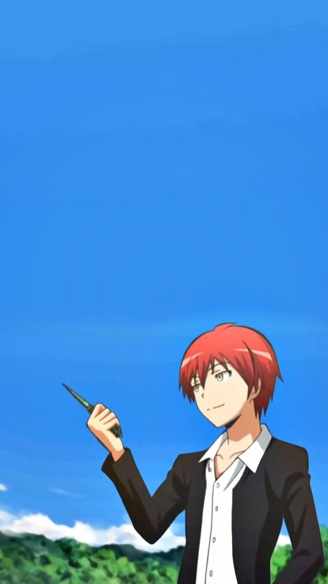Assassination Classroom Aesthetic Wallpaper Assassination Classroom Cute Anime Wallpaper Anime Characters