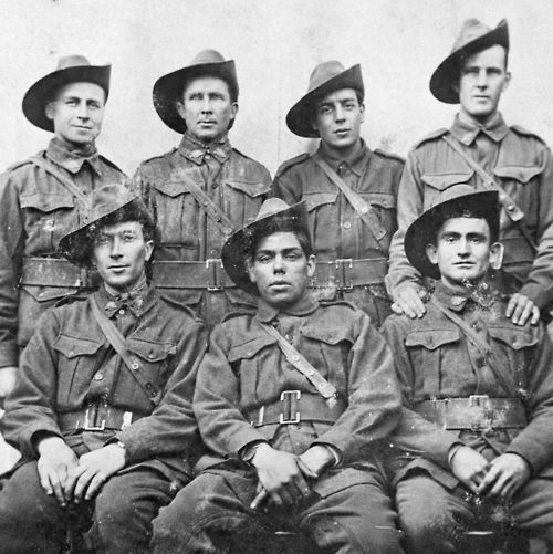 Australian tunnellers of the Great War