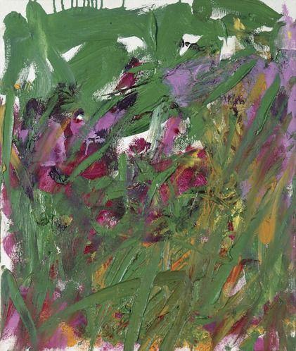 Joan Mitchell, Gently on ArtStack #joan-mitchell #art