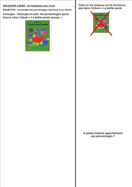 La petite école dans la prairie : la maternelle de Naternelle TPS PS MS: PETITE SECTION