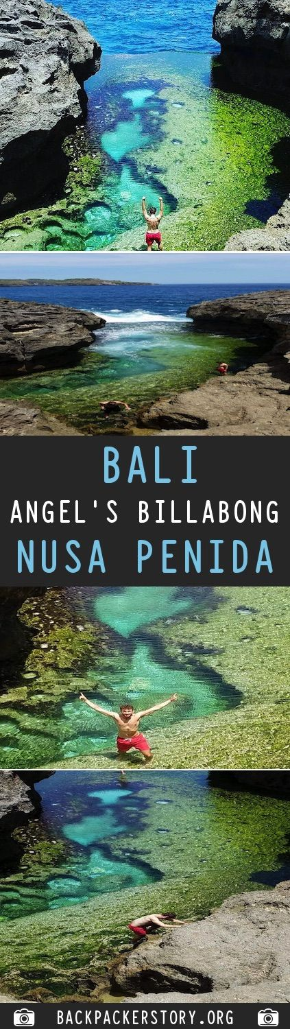Guide: Angel's Billabong – Nusa Penida, Indonesia