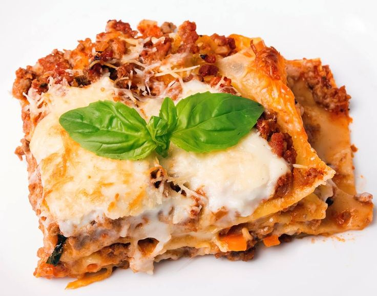 The Lasagna alla Bolognese, a baked dish made with fresh pasta layered with meat sauce, béchamel sauce and Parmesan cheese, is one of Chef Gianfranco's specialities served at his restaurant Trattoria Milano in Grass Valley.  When you Tour With Us you'll be able to taste Italy as a real Italian! http://tour-withus.com/