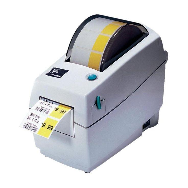 #ZEBRALP2824 Direct Thermal Label Printer at wish a pos