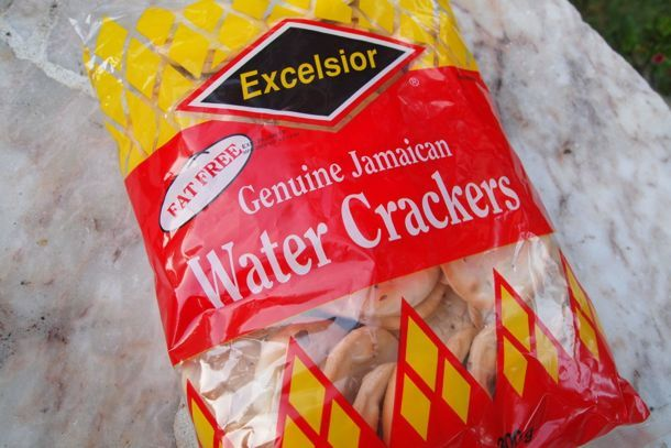 Taste of the Caribbean: Excelsior Genuine Jamaican Water Crackers