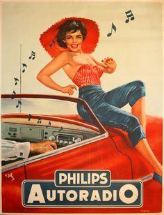 Philips autoradio ~ R. Jeleng