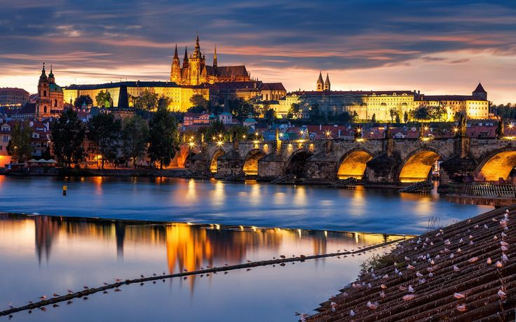 Prague, Czech Republic High Definition Wallpaper Wide ready to set up your computer, desktop, laptop, android, smartphone only for FREE download from our beautiful City HD Wallpapers collection category.