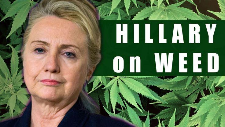Declaraciones de Hillary Clinton sobre el Cannabis no convencen - http://growlandia.com/marihuana/declaraciones-de-hillary-clinton-sobre-el-cannabis-no-convencen/