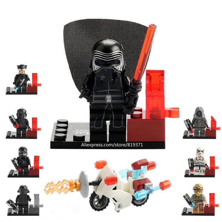 Click to Buy u003cu003c 9pcs set Star War Kylo Ren Darth Vader Building