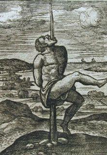 Oggi vi parlerò di una fra le torture più atroci: l'impalamento. Molto usato nell'antichità per punire chi commetteva crimini contro lo Stato o il re, [...]