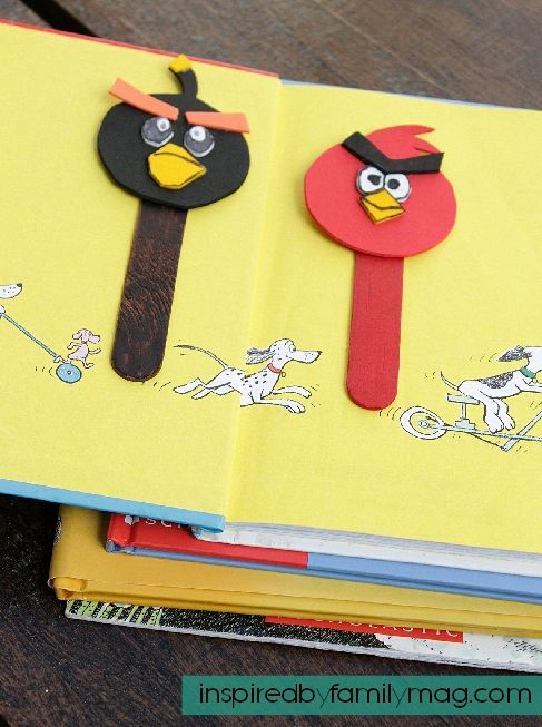 17 best images about craft foam projects for children on for Bookmark craft for kids