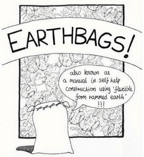 Downloadable earthbag manual: http://www.mkf.in/pdfs/earthbags-english.pdf