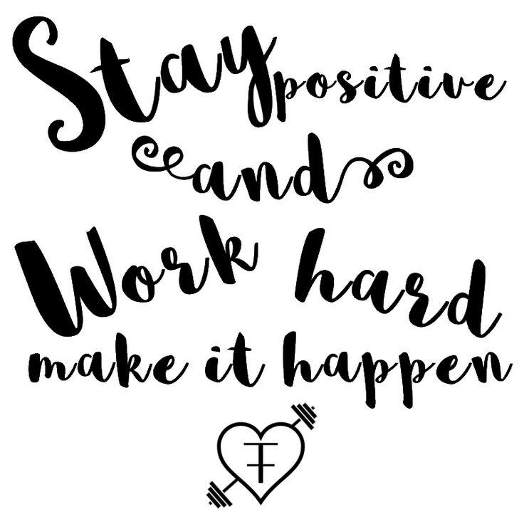 MAKE IT HAPPEn! #motivation