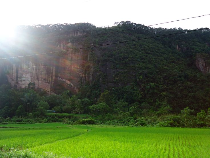 Lembah Harau, West Sumatera