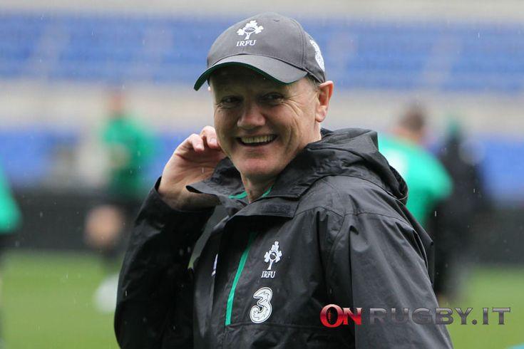 Joe Schmidt mette subito da parte il Sei Nazioni: spazio al figlio malato - On Rugby
