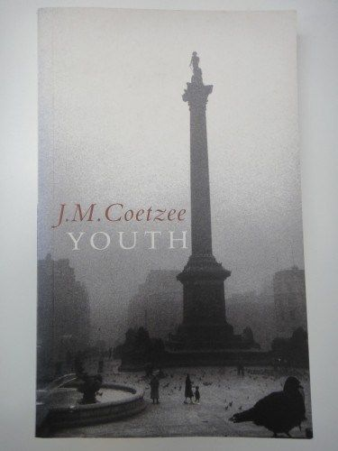 Youth by J.M. Coetzee. Full review linked here: http://imranlorgat.com/2014/07/06/youth-by-j-m-coetzee-book-thoughts/