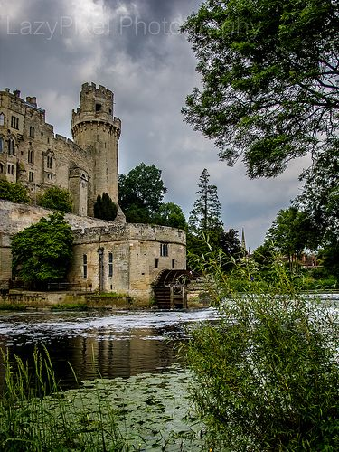 Warwick Castle, UK. Backpacking summer 2013.