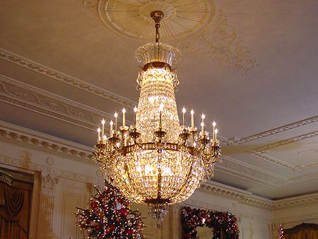 The Perfect Chandelier Can Really Make A Room