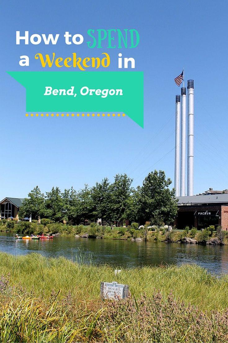 Bend, Oregon - USA
