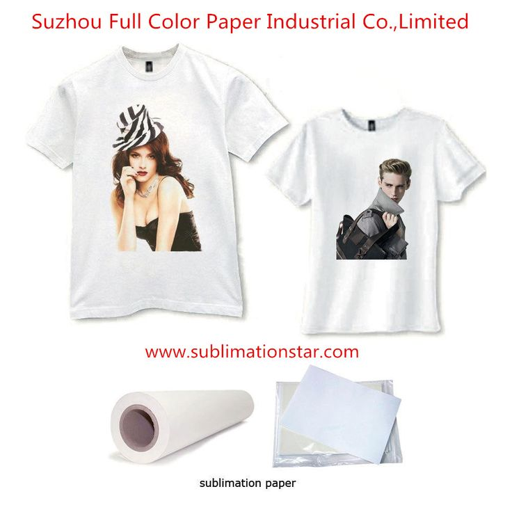 100gsm High takcy sublimation transfer paper for textile polyester printing.---Suzhou Full Color Paper Industrial Co.,Limited Features : Work on all inkjet printers Heat sublimation paper which specialized for Sublimation Ink Waterproof and instant dry Bright and white Website: www.sublimationstar.com & www.hitransfer.com Email: jerry@sublimationstar.com