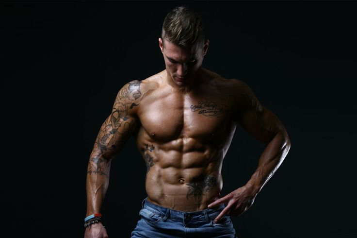 fitness male photos | Ross Dickerson - Biography