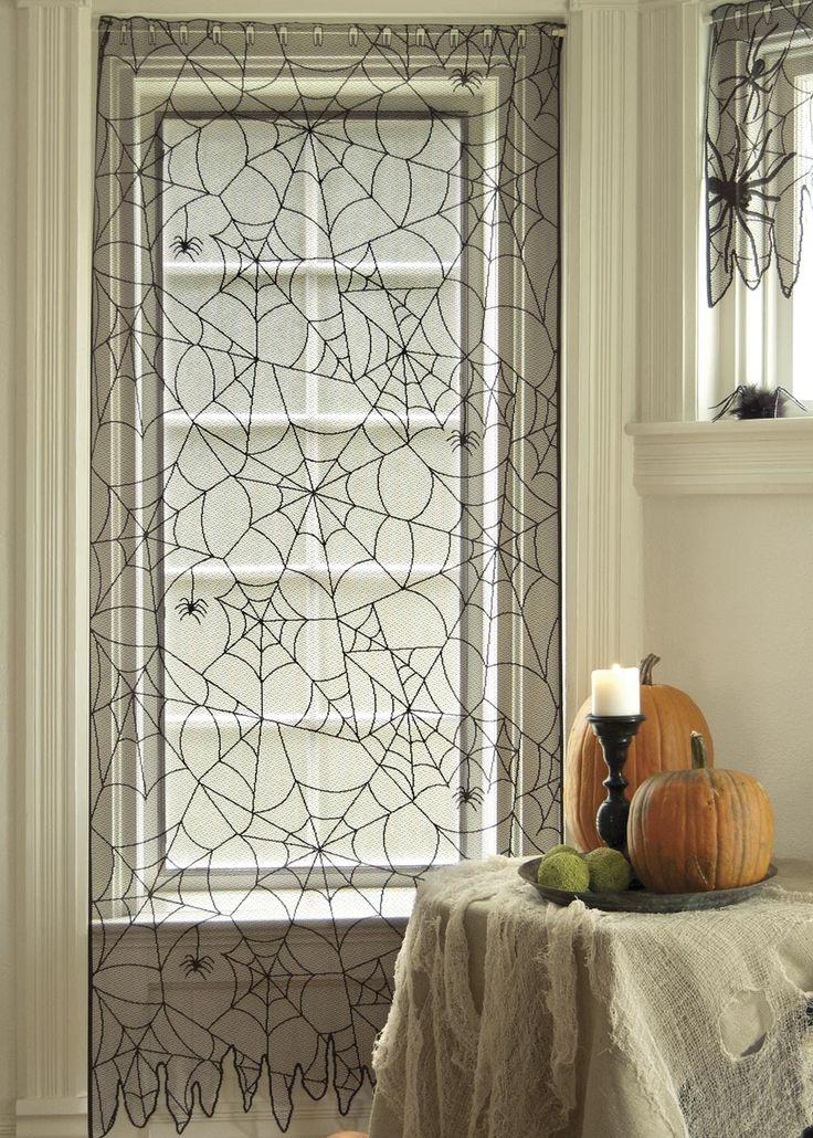 Lace Window Curtains eBay
