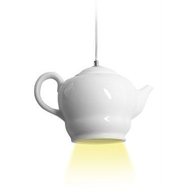 Musthave voor theelovers: een theepot als lamp » Culy.nl