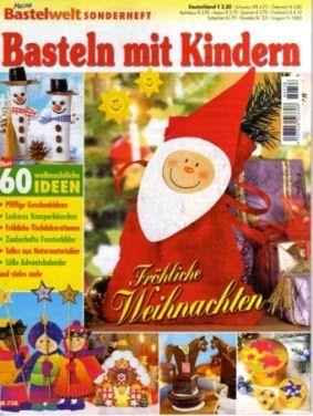 Basteln mit Kindern - Fröhliche Weihnachten - Muscaria Amanita - Picasa Webalbumok
