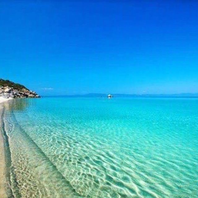 Crystal Waters in Halkidiki - Greece