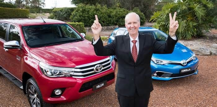 Australia New Vehicle Sales Hit A Record For 2016 VFACTS