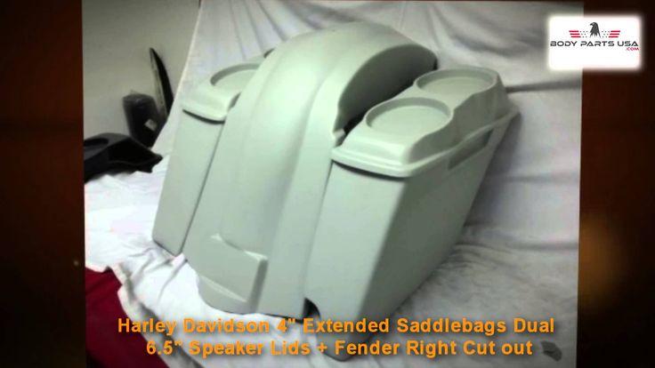 Aftermarket harley davidson saddlebags - Bodypartsusa.com