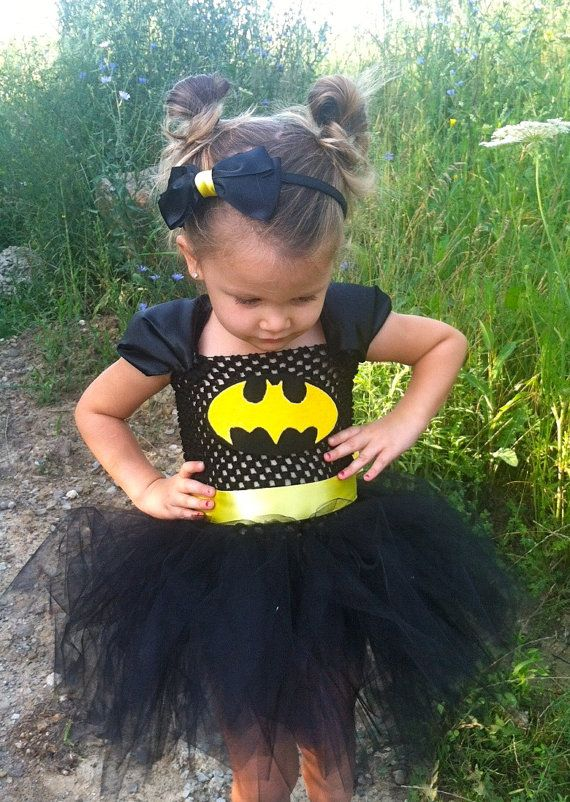 Batgirl Halloween Costume by TutuCuteNSweet on Etsy