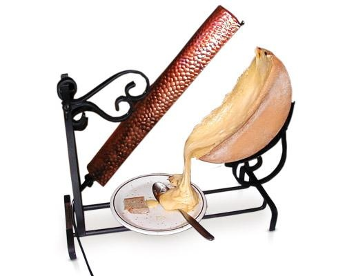 Un machin typique des restaurants où on sert la Raclette!