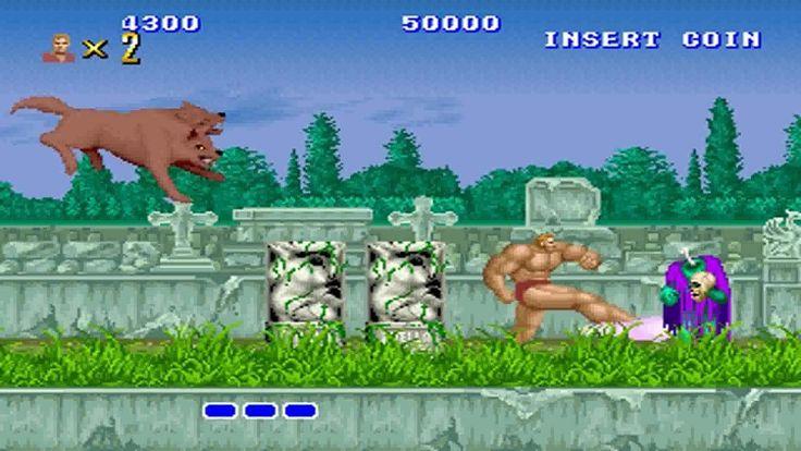 Altered Beast (Arcade) [Sega]