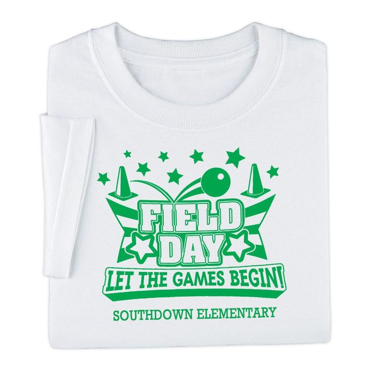 22 Best Images About Elementary Field Day T Shirts On