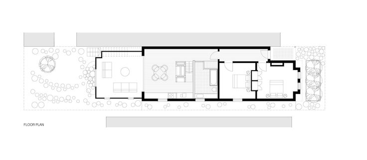 Image 9 of 12 from gallery of Brunswick House / Christopher Botterill. Floor Plan