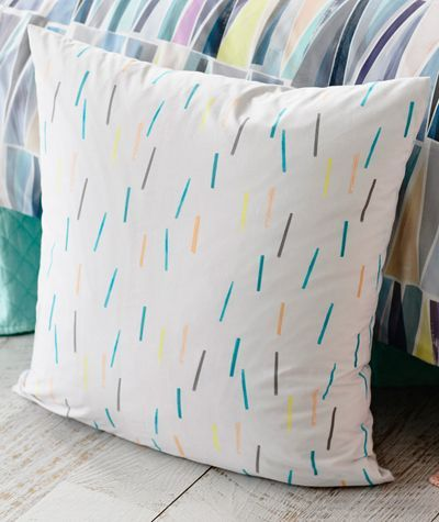print & pattern blog - Adairs cushion