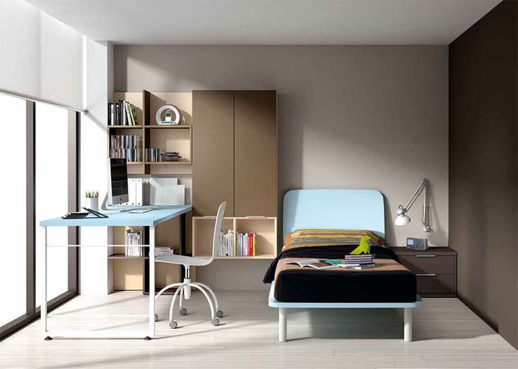 17 best images about chambre enfant ou adolescent design for Chambre contemporaine design