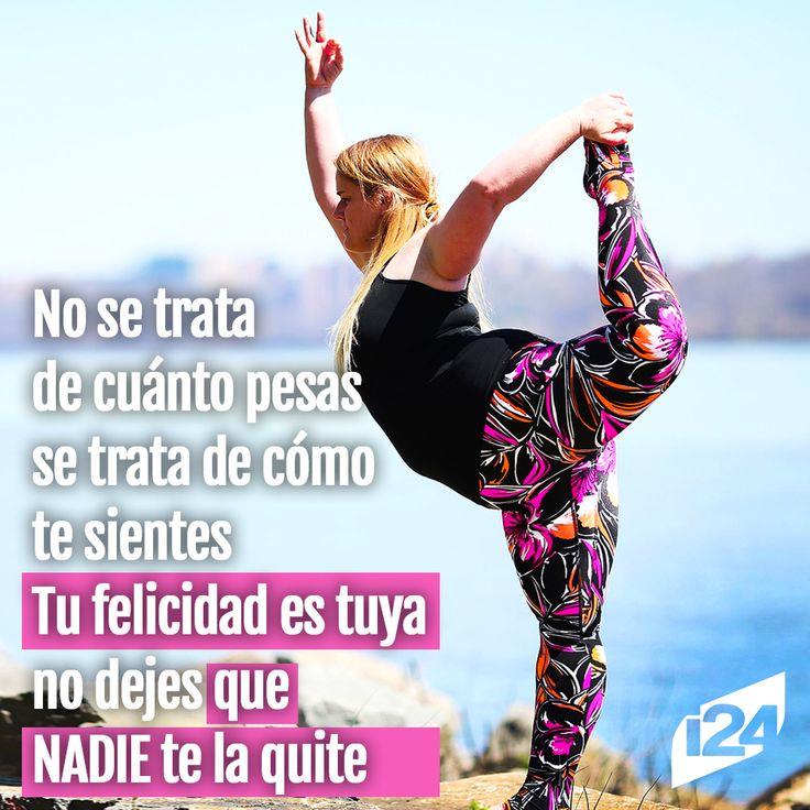 ¡Así es! #Fitness #Frase #Motivación